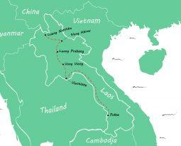 Backpackroute Laos: een rondreis van 3,5 week + praktische tips