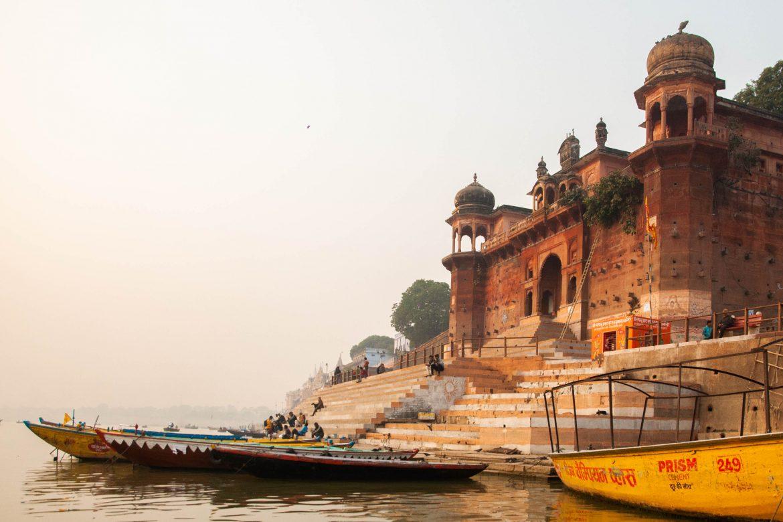Magisch Varanasi: tussen leven en dood aan de oever van de Ganges