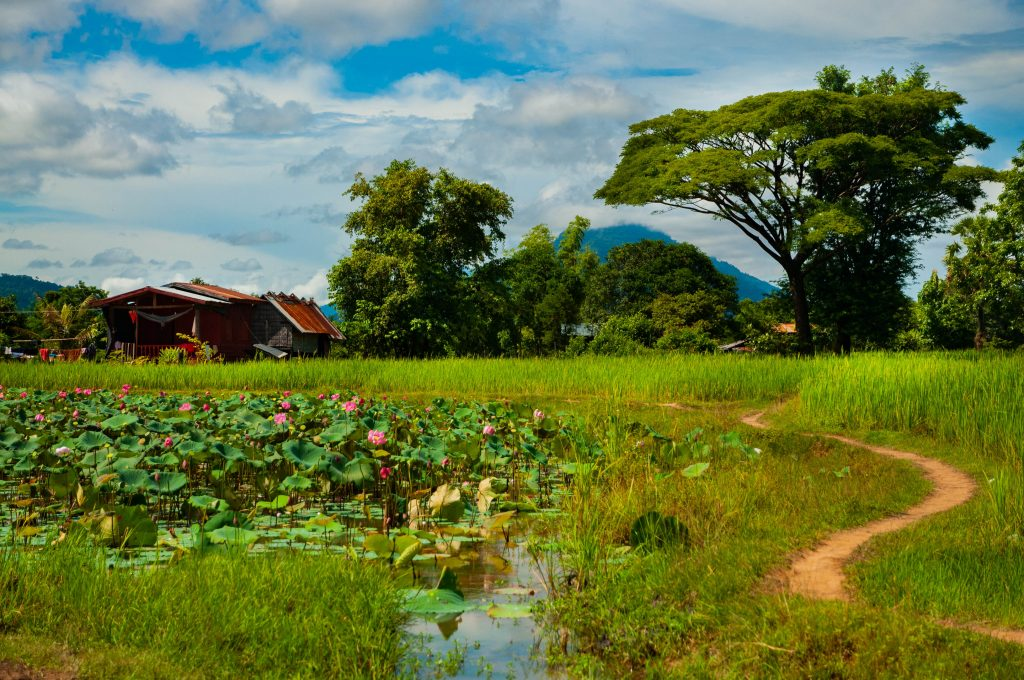 backpackroute Laos