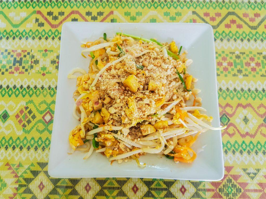 budget Thailand eten