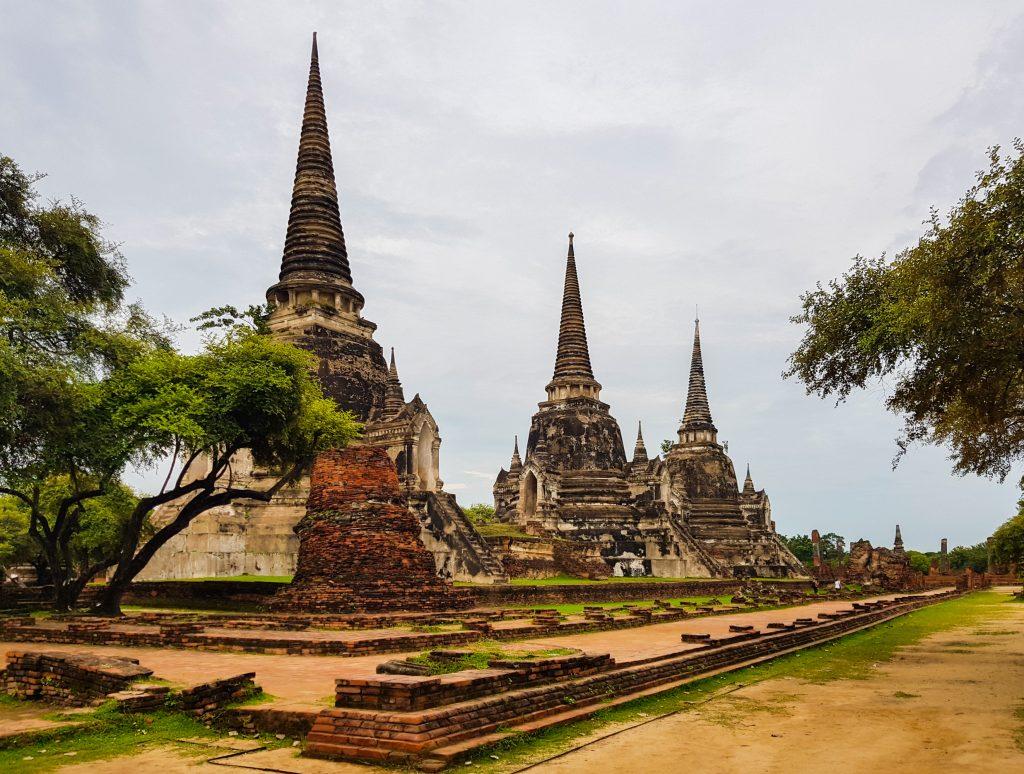 budget Thailand toegangsprijzen
