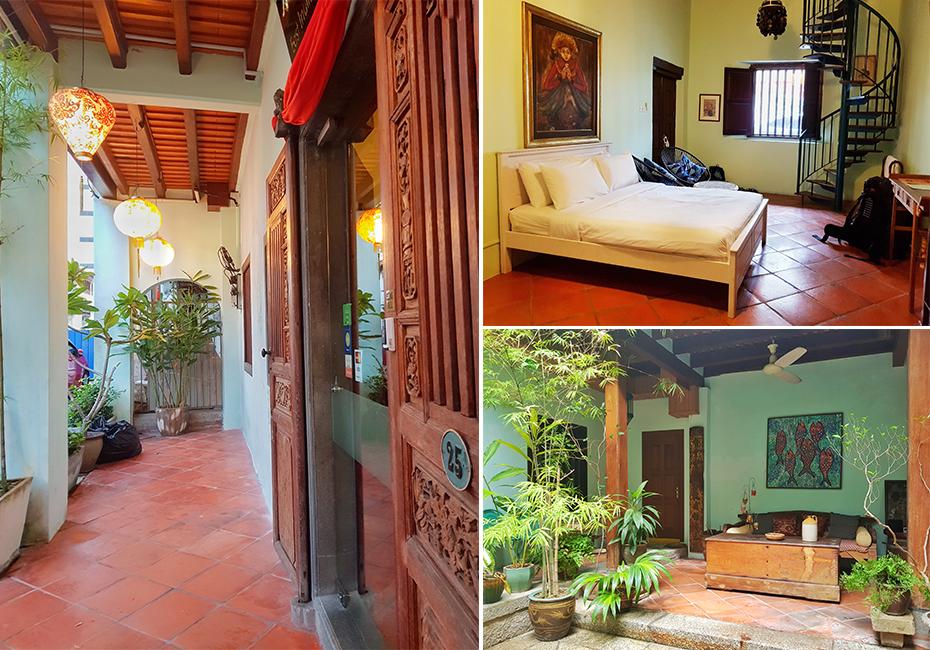 Hotels in Georgetown, Penang - East Indies Mansion