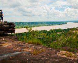 Thailand off the beaten track: Pha Team National Park