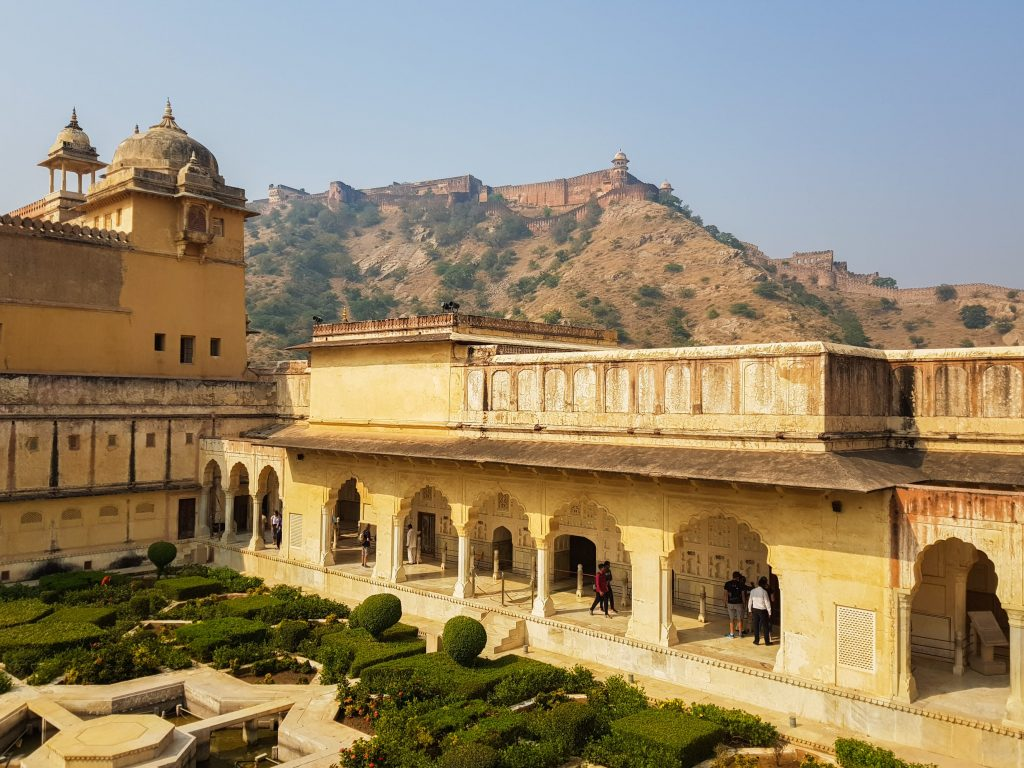 doen in Jaipur Amberfort