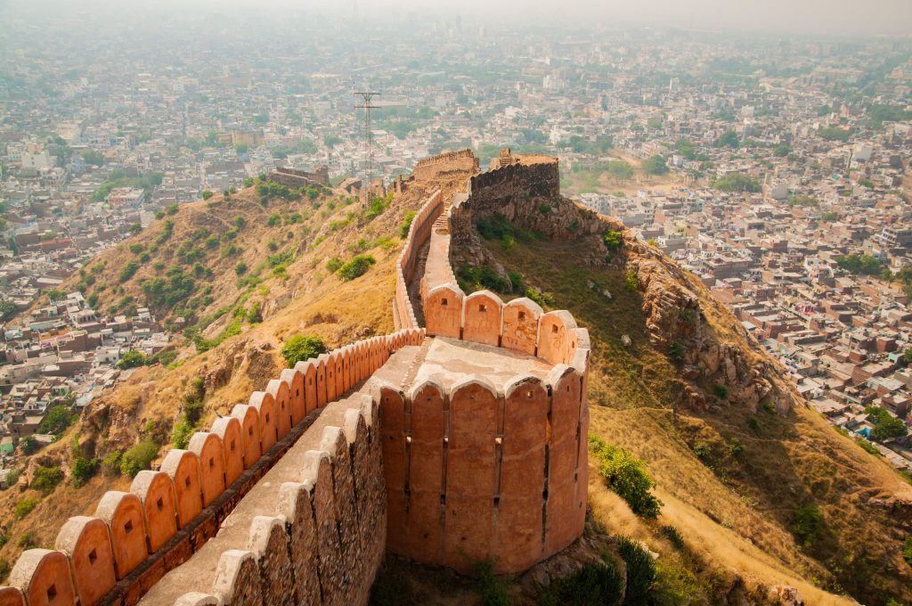 doen in Jaipur Nahargarh Fort