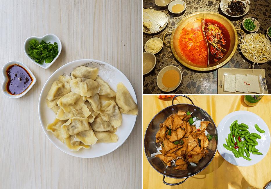 doen in China - eten in China