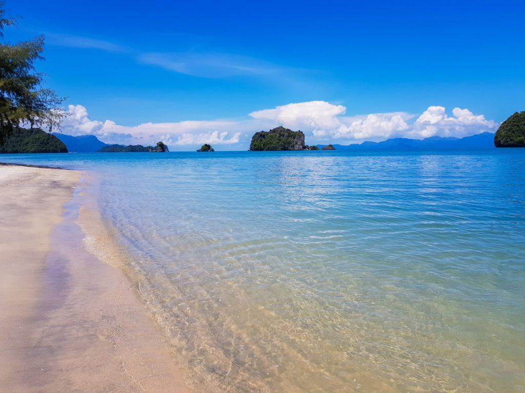 mooiste strand van Langkawi