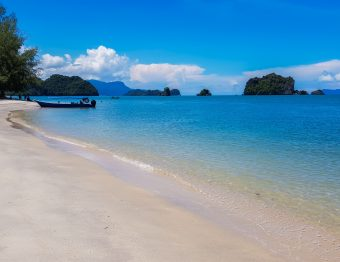 Is dit het mooiste strand van Langkawi in Maleisië?