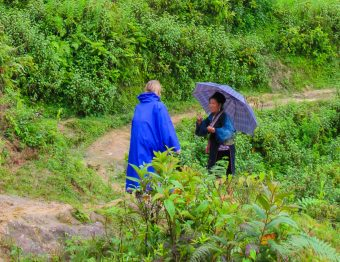 Reizen tijdens het regenseizoen in Azië: de voor- en nadelen