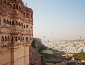 Wat te doen in Jodhpur? De blauwe stad van India