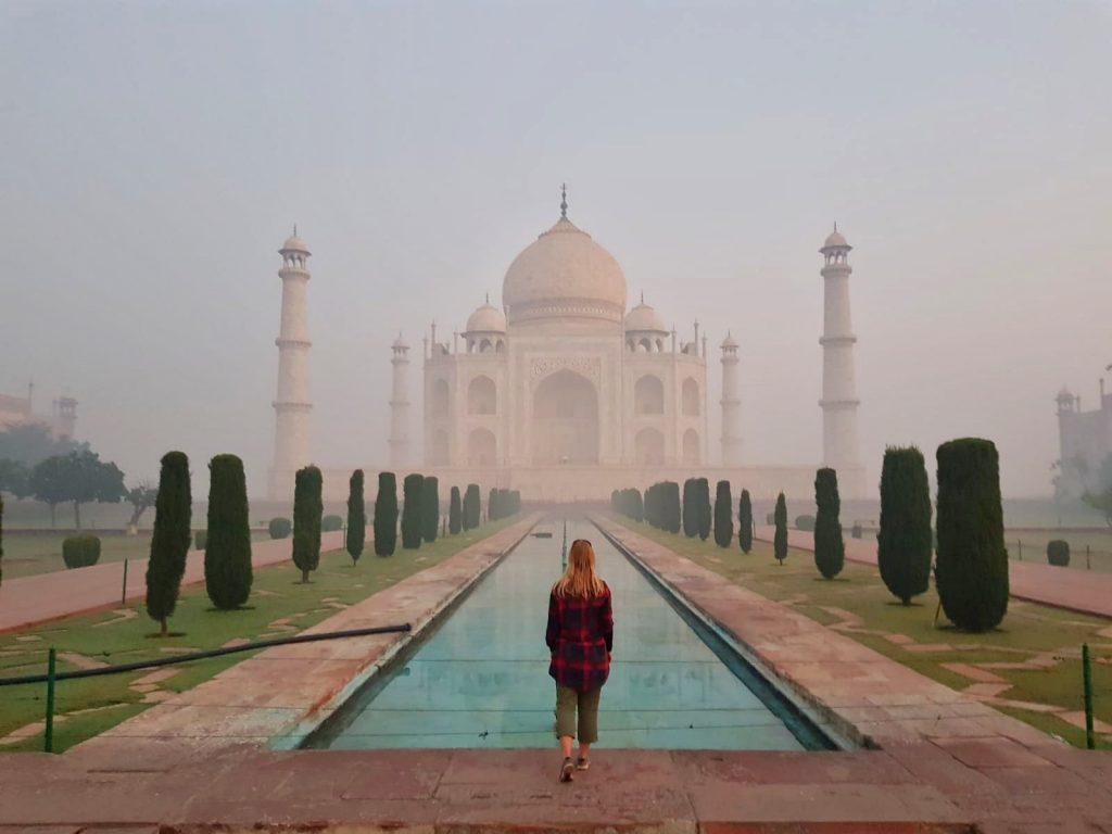 Eerste keer India