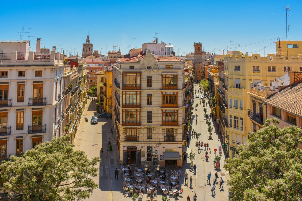 wat kost een stedentrip Valencia?