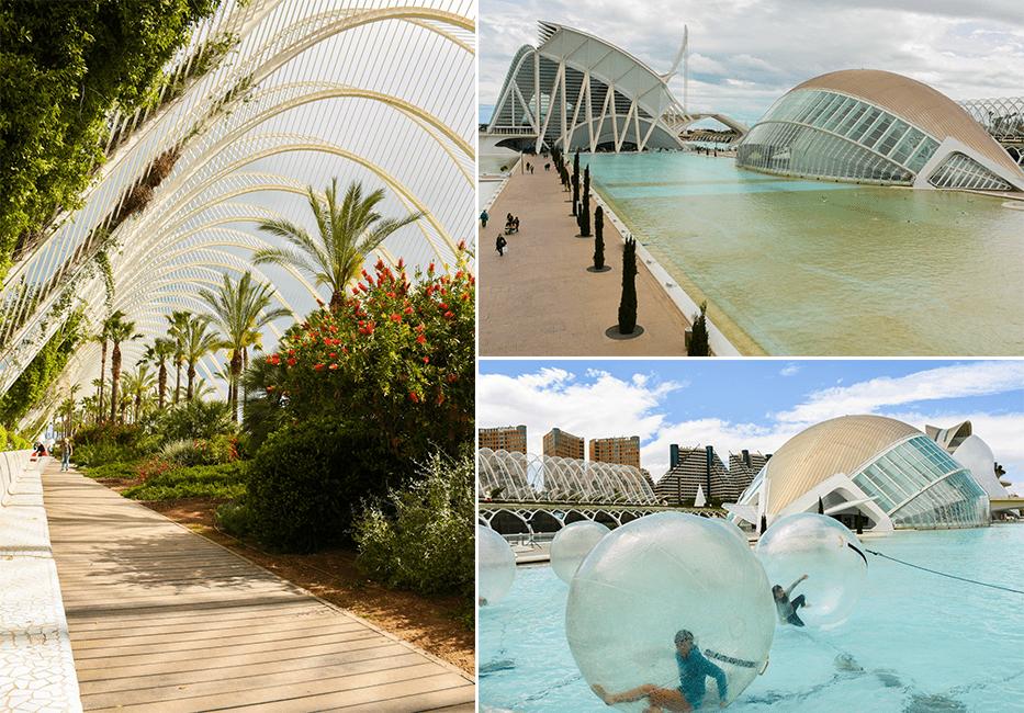 Wat kost een stedentrip Valencia