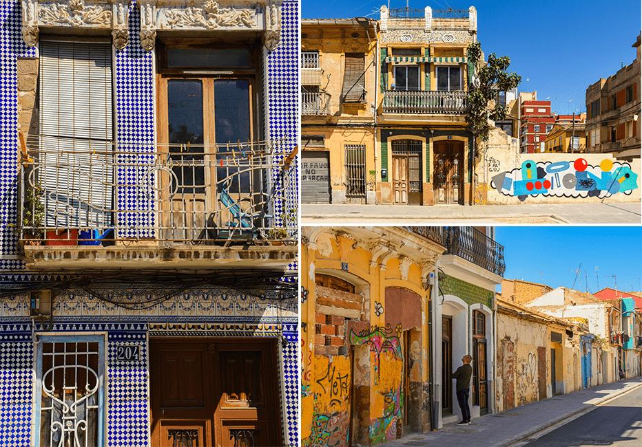 leukste wijken van Valencia