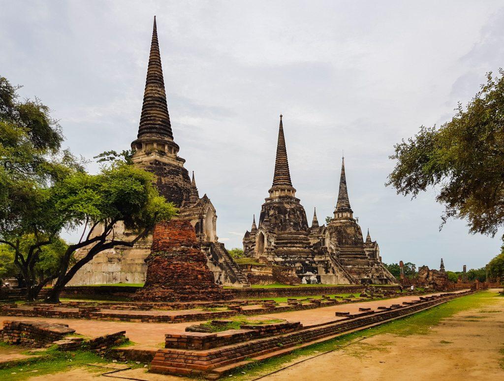 wat kost backpacken in azië? Thailand