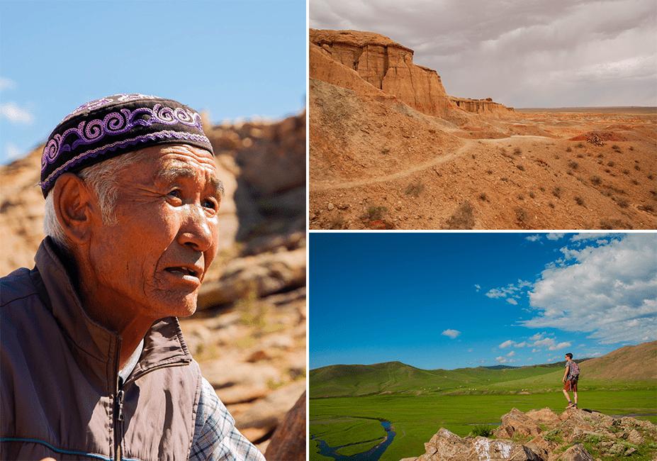 wat kost backpacken in azië? Mongolië