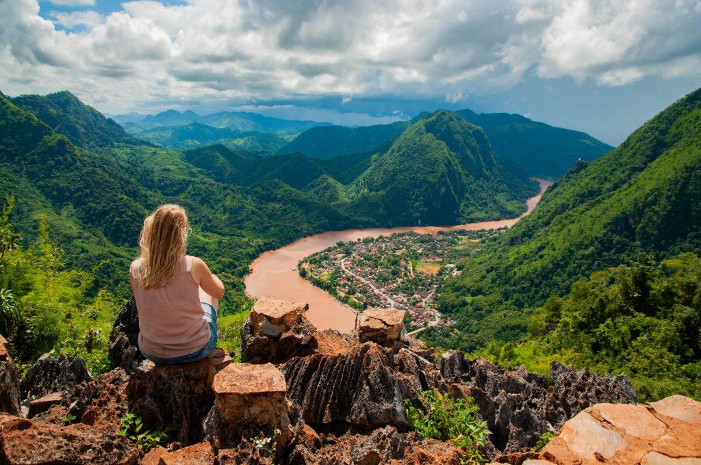 wat kost backpacken in azië? Laos