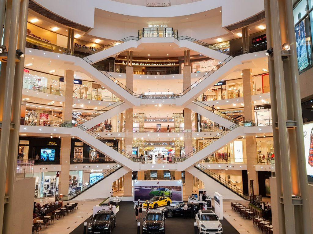 wijken in Kuala Lumpur - Pavillion