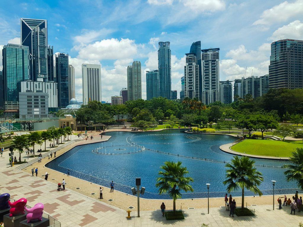de leukste wijken in Kuala Lumpur - KLCC