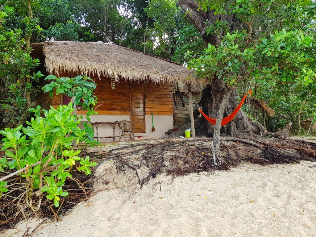 Accommodaties in Cambodja Koh Rong Samloem