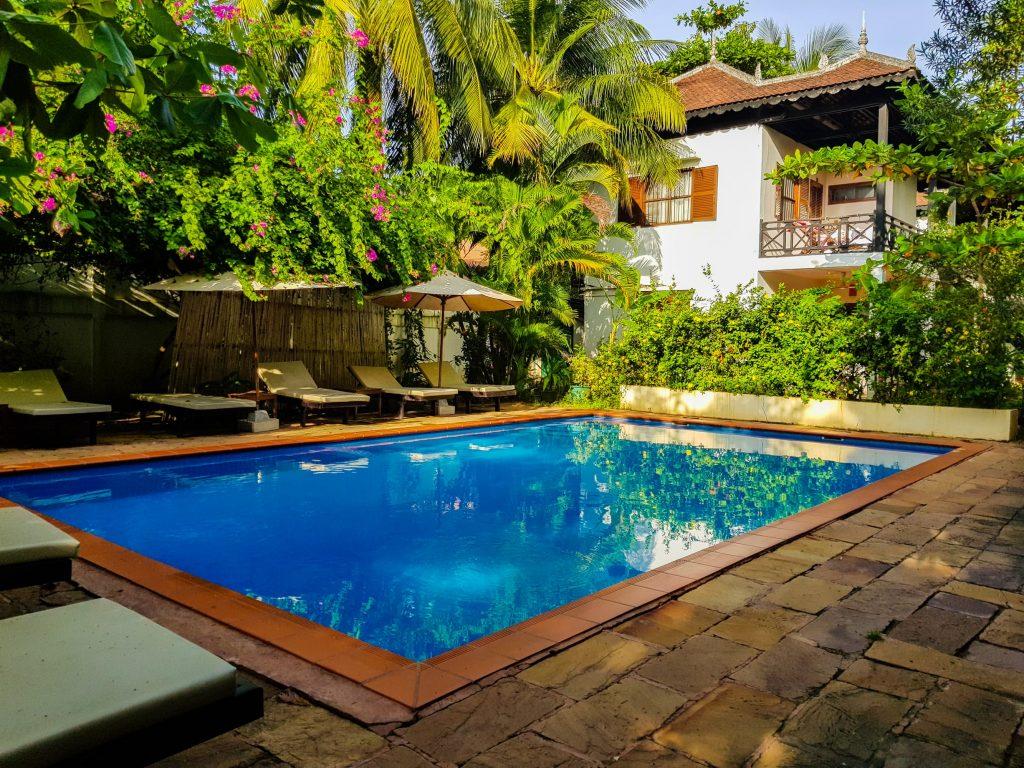 Accommodaties in Cambodja Siem Reap