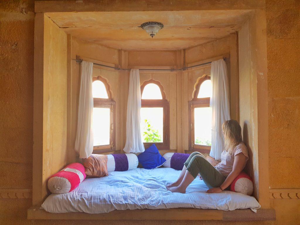 Accommodaties in India Jaisalmer