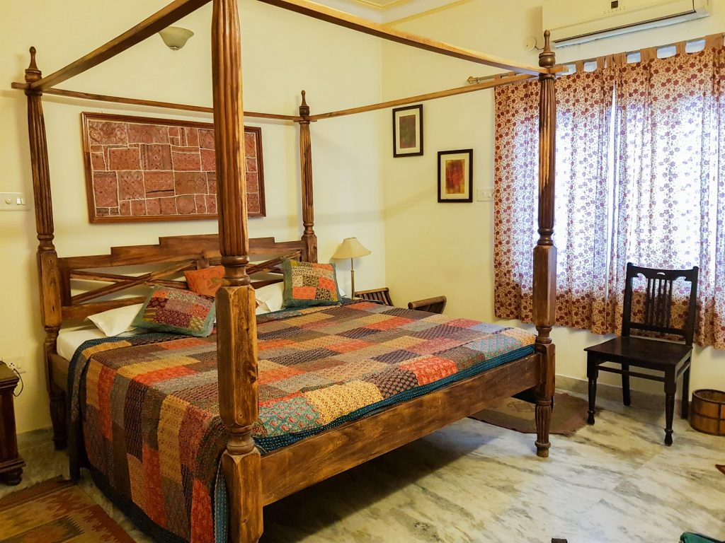 Accommodaties in India Udaipur