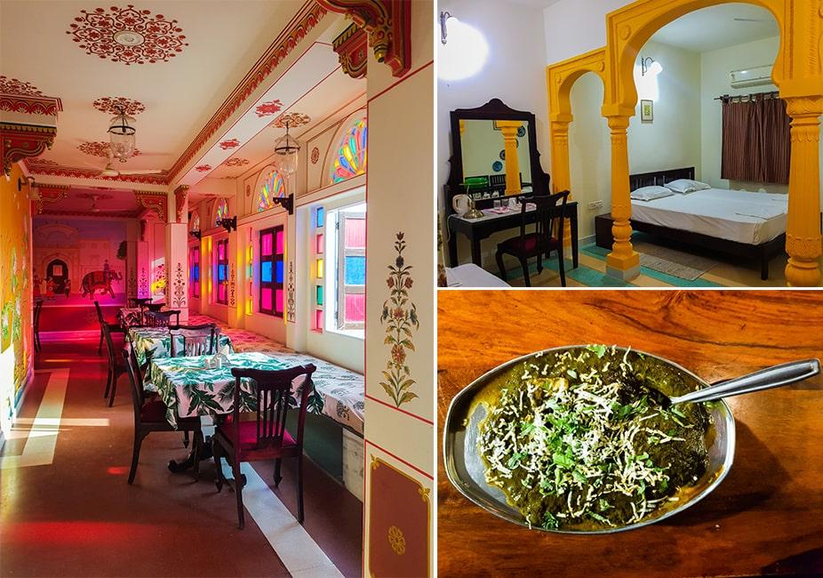 Accommodaties in India Jaipur