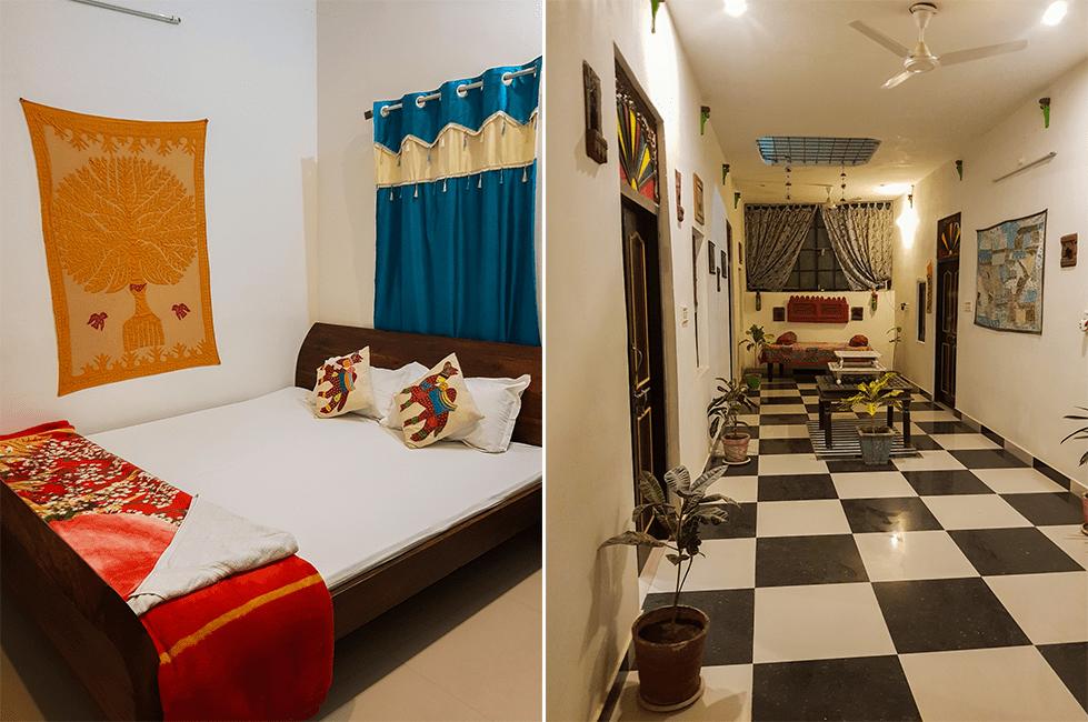 Accommodaties in India Jodhpur