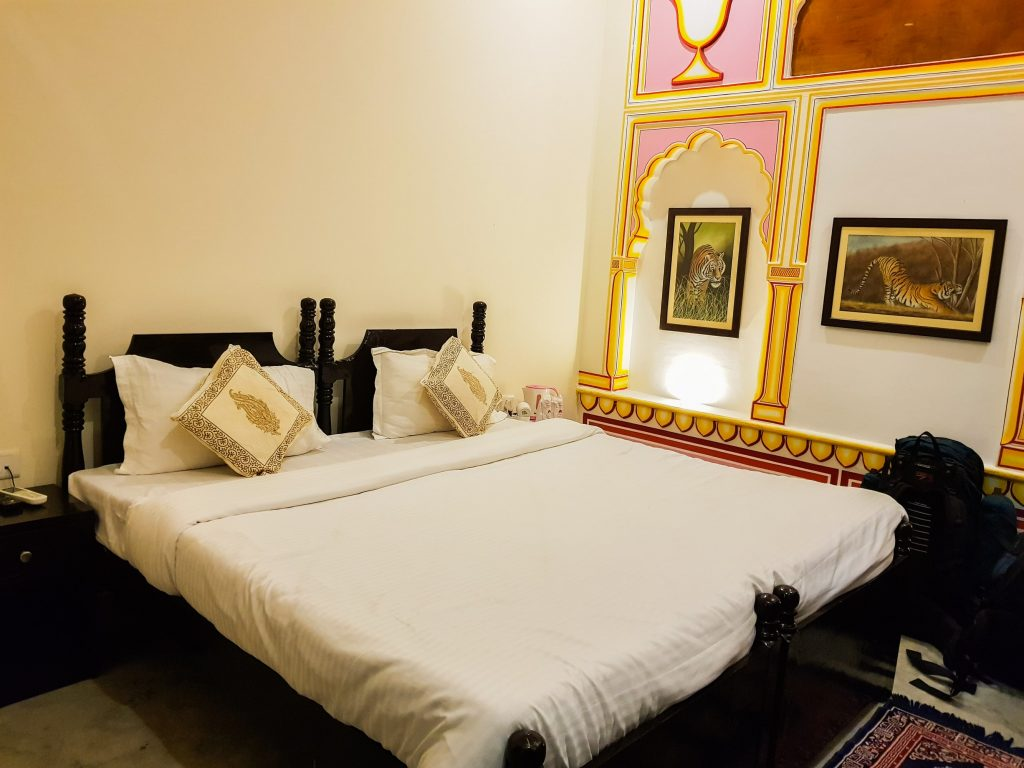 Accommodaties in India Ranthambore National Park