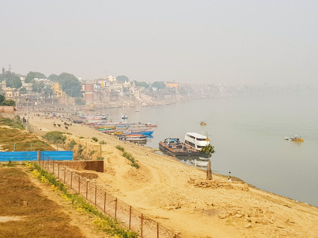 Accommodaties in India Varanasi