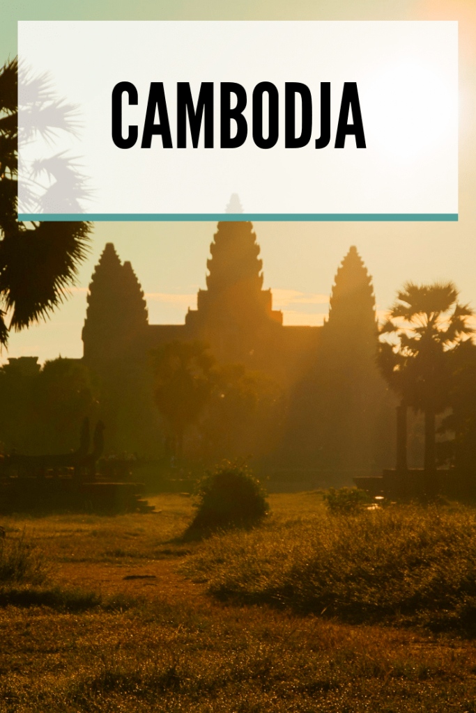Backpacken in Cambodja