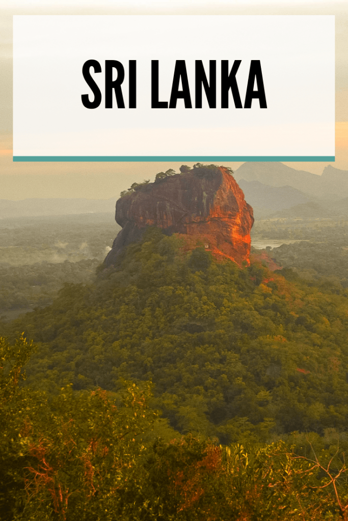 Backpacken in Sri Lanka