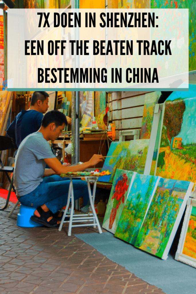 wat te doen in Shenzhen