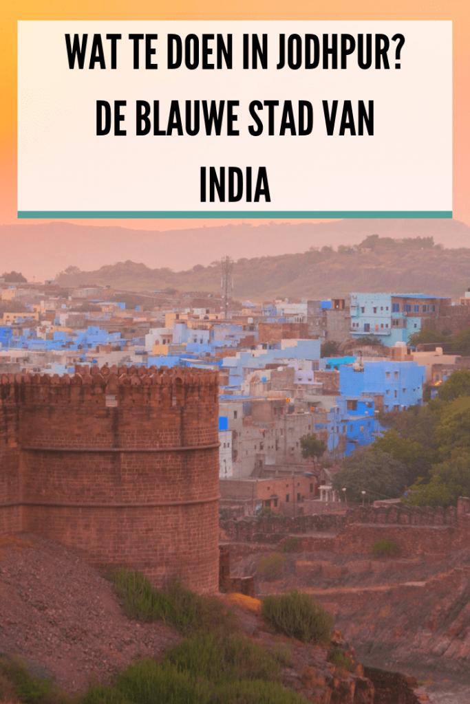 wat te doen in Jodhpur?