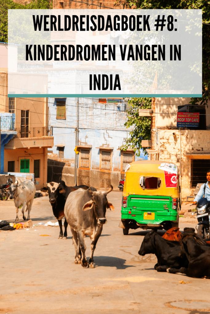 backpacken in India
