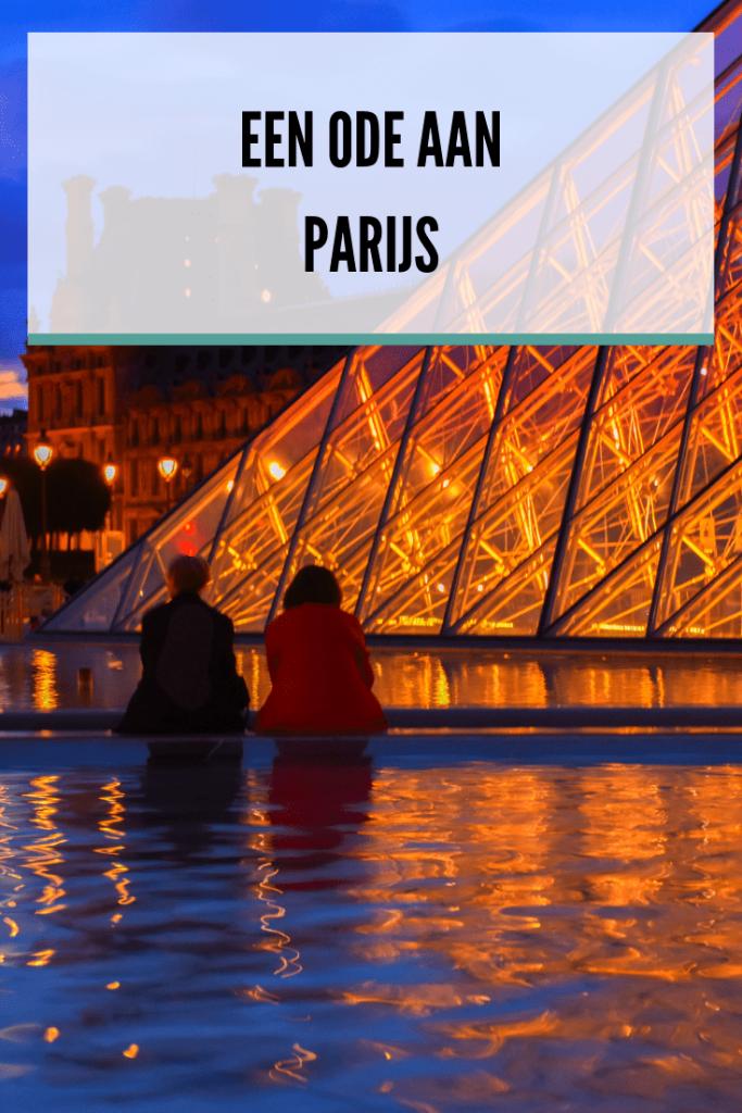 tips voor Frankrijk Parijs