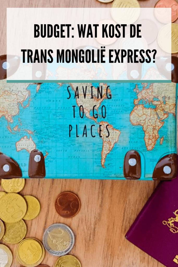 wat kost de trans mongolie express?