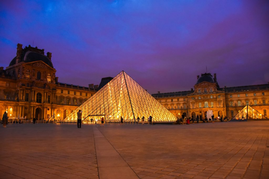 bezienswaardiheden Parijs Louvre