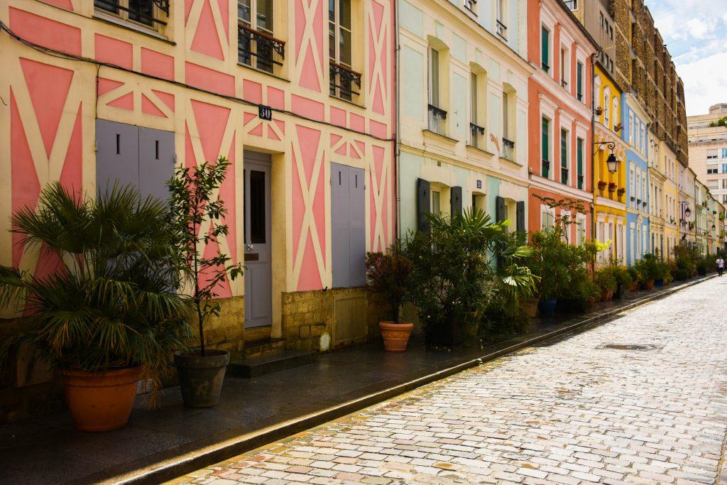 tips voor Parijs - Rue Cremieux