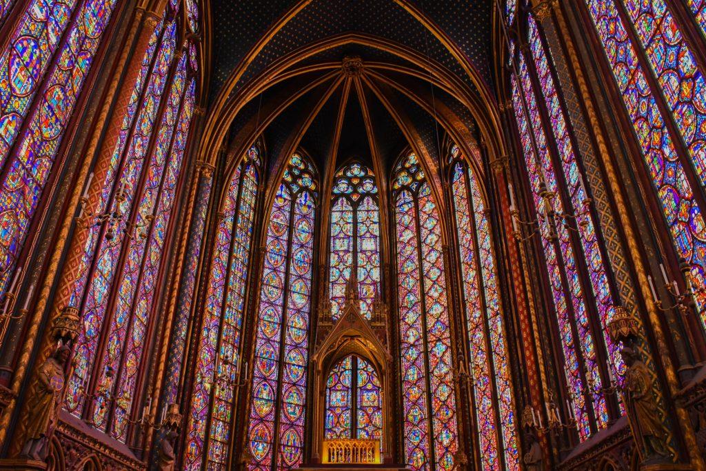 bezienswaardigheden Parijs Sainte Chapelle