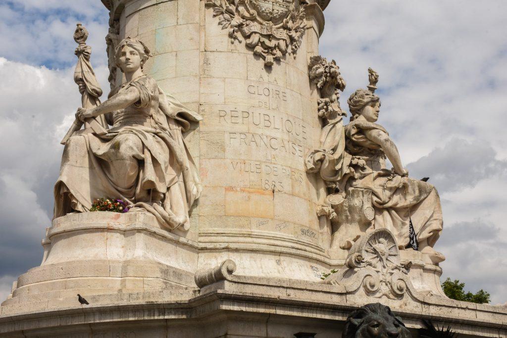 tips voor Parijs Place de la Republique