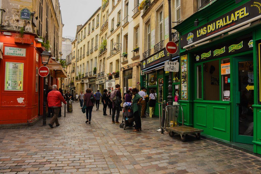 tips voor Parijs Marais