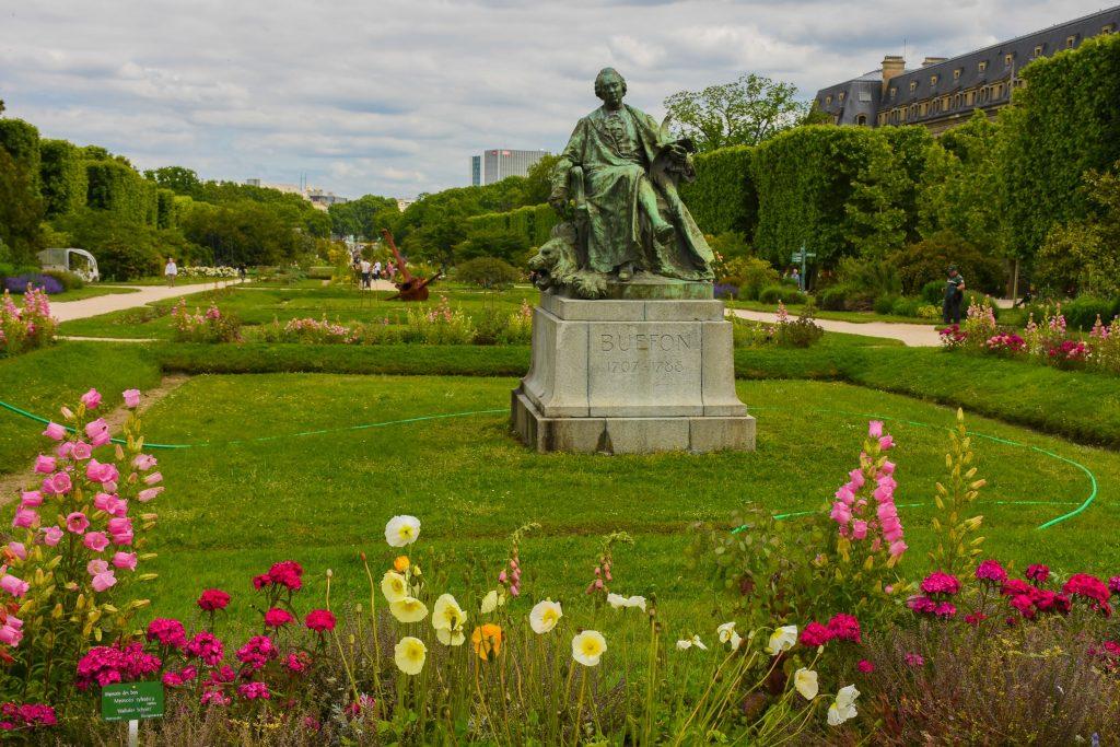 tips voor Parijs Jardin des Plantes