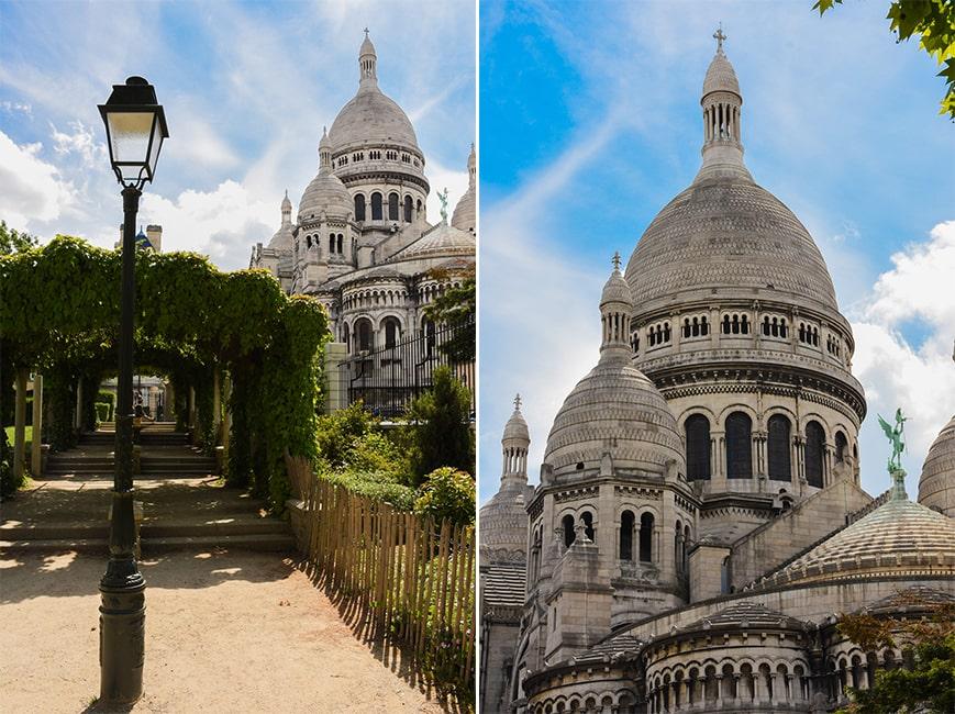 bezienswaardigheden Parijs sacre coeur