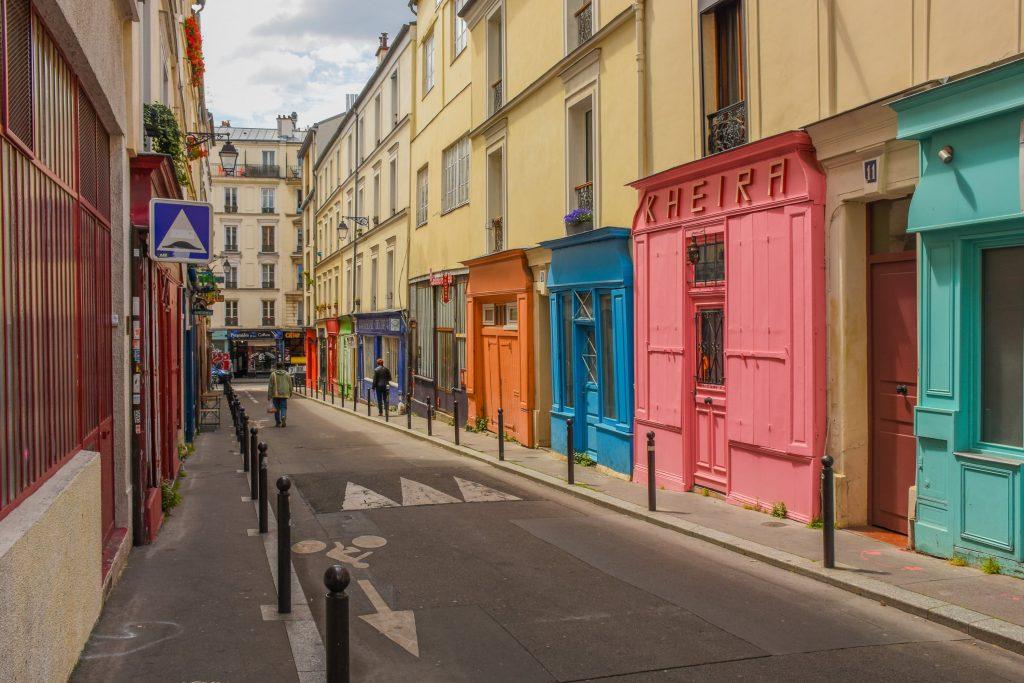 tips voor Parijs Belleville