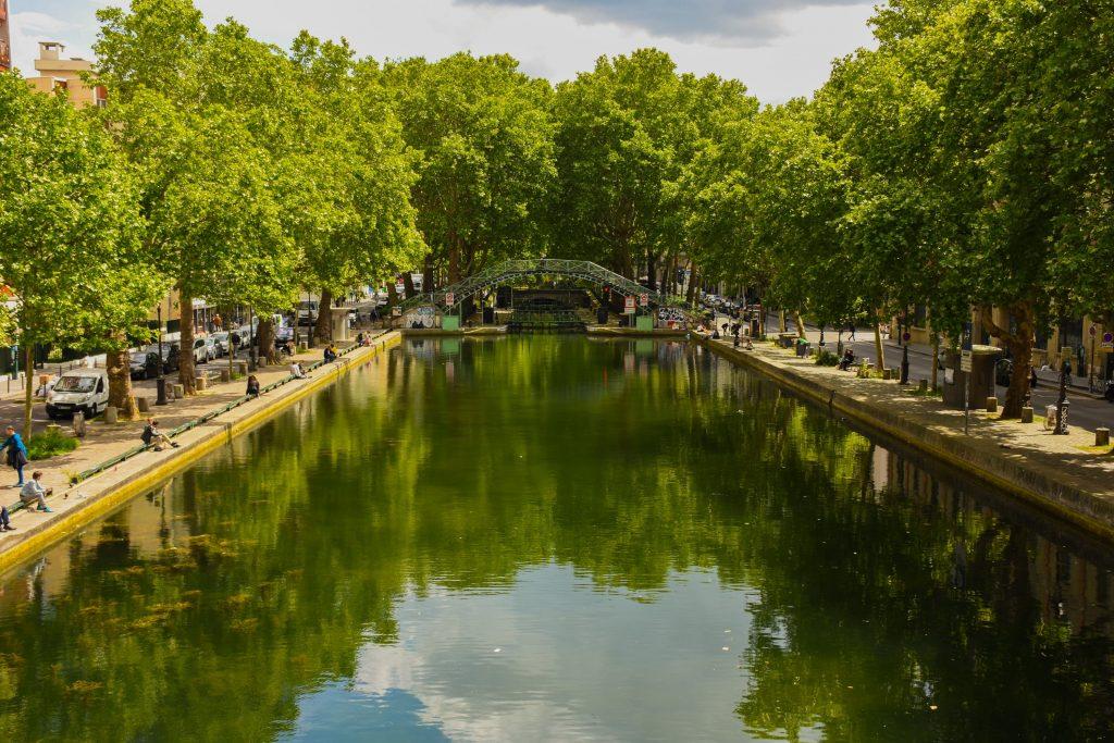 tips voor Parijs Canal St. Martin