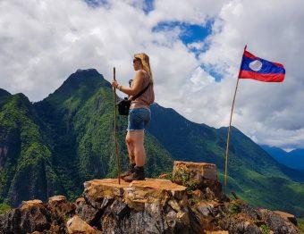 Wat te doen in Nong Khiaw in Laos? Een klein dorpje tussen de karsten