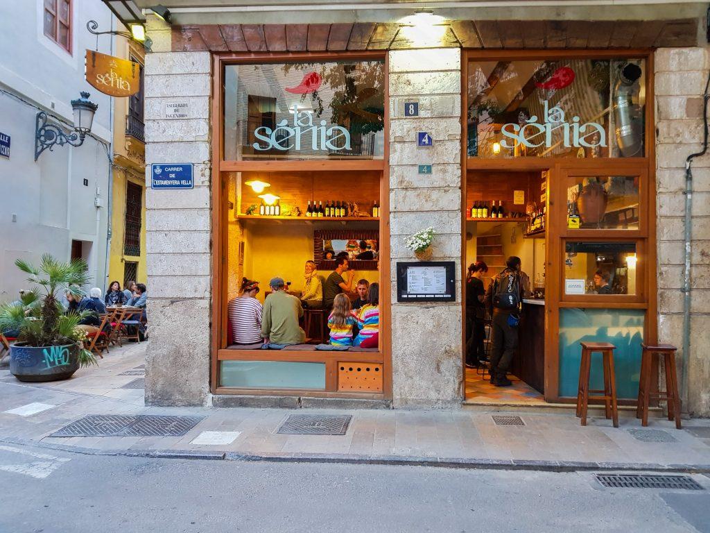 Restaurant Valencia La Senia