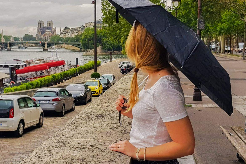 Wat te doen in Parijs als het regent? 9 tips!